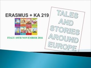 ERASMUS + KA 219