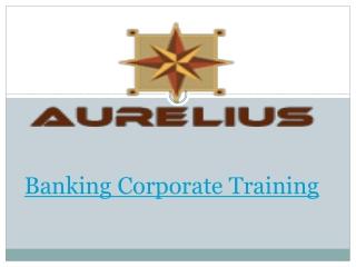Banking corporate training