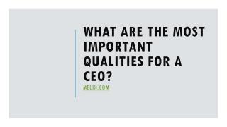 Best Business Personality Of USA| Melih Abdulhayoglu