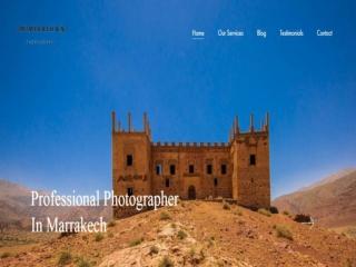 Personal photographer Marrakech