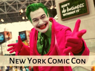2019 New York Comic Con