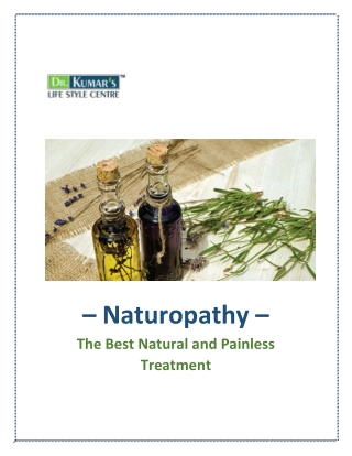 Naturopathy Treatment in Faridabad