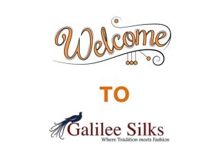 Galilee Silks Offers You Most Comprehensive Range of Bar mitzvah tallit
