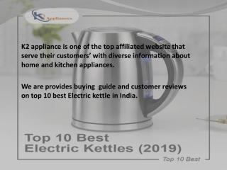 Best selling electric kettle