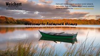 Falmouth vacation rentals