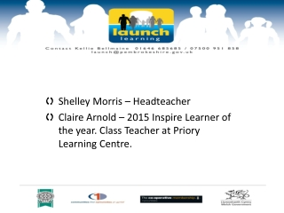 Shelley Morris – Headteacher