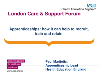 London Care & Support Forum