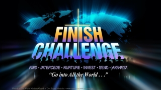 Finish Challenge Prayer Resource The MILLION HOUR Prayer Campaign For Unreached Peoples