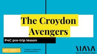 The Croydon Avengers