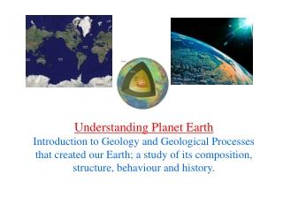 Understanding Planet Earth