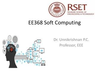 EE368 Soft Computing