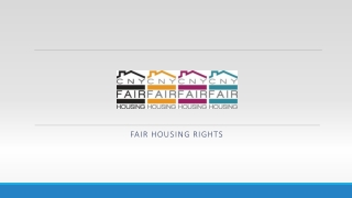Fair Housing Rights