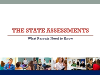 the State Assessments