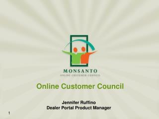 Online Customer Council
