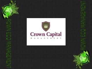 Crown Capital Management: Risk Statement