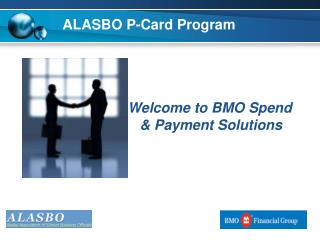 ALASBO P-Card Program