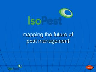 mapping the future of pest management