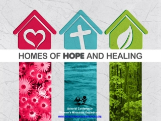 General Conference Women's Ministries Department adventistwomensministries