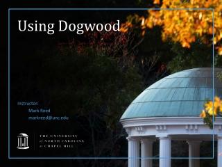 Using Dogwood