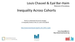 Inequality Across Cohorts