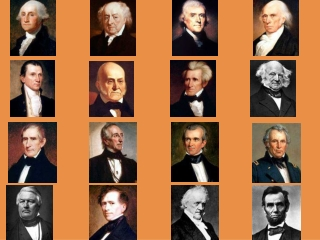 Lets look at how our Presidents approached their time in office…