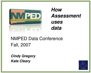 How Assessment uses  data