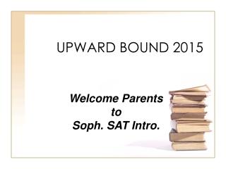 UPWARD BOUND 2015