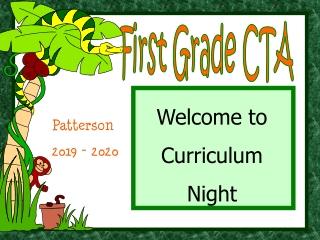 First Grade CTA
