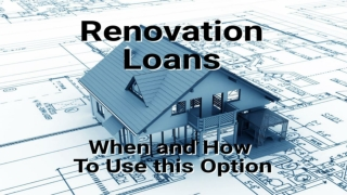 Renovation Loans - How to Finance Your Home Improvements - Berkshire Lending