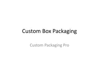 Custom-Boxes-Packaging