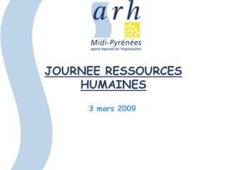JOURNEE RESSOURCES HUMAINES