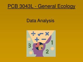 PCB 3043L - General Ecology