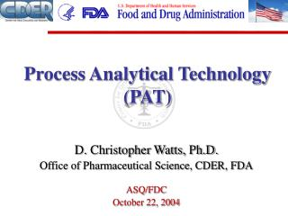 Process Analytical Technology PAT