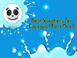 Best Speakers for 