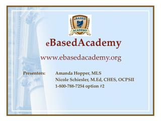e BasedAcademy