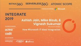 Ashish Jain, Mike Bizub, & Vignesh Sukumar