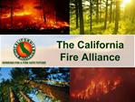 The California Fire Alliance