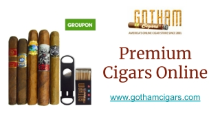 Get Online ACID Cigars at Discounted Price - Gotham Cigars
