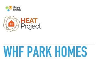 Whf park homes