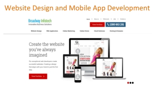 Benefit Of Mobile App Development