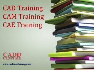 CAD Training CAM Training CAE Training
