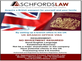 Find the Immigration Appeal Lawyer in UK