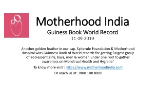 Best Maternity Hospital In Chennai