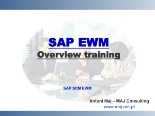 SAP EWM Overview training