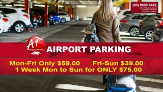 Availing Airport Parking Facilities Was Never So Easy Before!