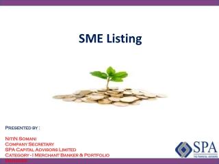 SME Listing