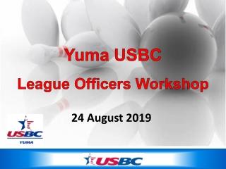 Yuma USBC