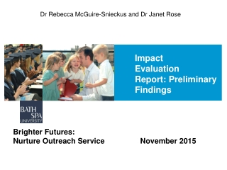 Dr Rebecca McGuire-Snieckus and Dr Janet Rose
