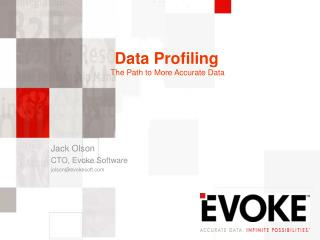 Data Profiling  The Path to More Accurate Data
