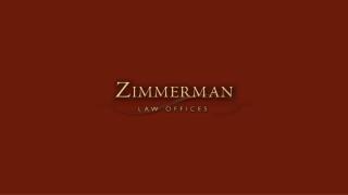 Experienced Health Care Law Attorneys At Zimmerman Law Offices